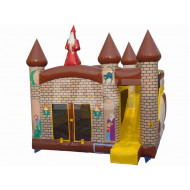 Stregone Combinato Castle Wizard