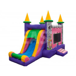 Bounce House Slide