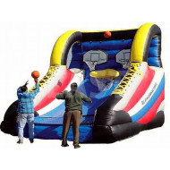 Basket Bounce House
