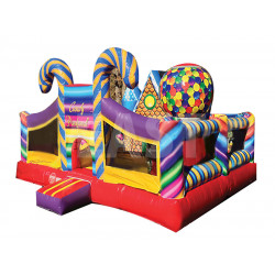 Castello Gonfiabile For Toddlers